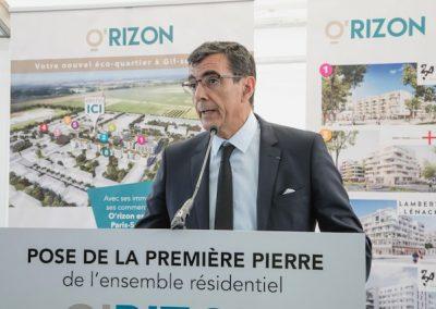 Abdel-Kader GUERZA, Sous-Préfet de l'Essonne