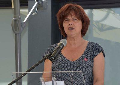 Sylvine THOMASSIN Maire de Bondy